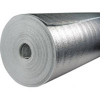 Подложка фольгированная 3мм (50м./рулон) утеплитель