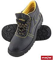 Ботинки рабочие BRYES-T-S3.Ботинки мет.пластина мет.носок