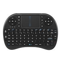 I8 2.4G Wireless French Mini Клавиатура Сенсорная панель Air Мышь