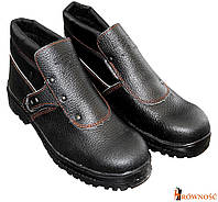 Ботинки рабочие  BRCZ-HRO212.Ботинки сварщика, фото 1