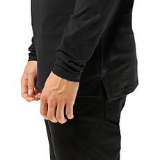 Мужская черная водолазка от Solid Doyle Black размер L, фото 3