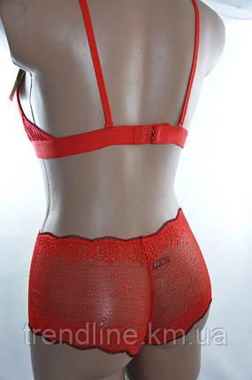 Комплект браллет В WeiyeSi № В644  Красный, фото 2