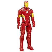 Железный человек Marvel Titan Hero Series Iron Man 30 см.