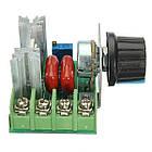 Диммер тиристорный регулятор переменного напряжения мощности 220в/9А до 2кВт , фото 5