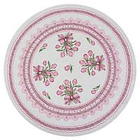 Скатерть гобеленовая круглая, Тюльпаны, Диаметр 180 см, Эксклюзивные подарки, Столовый текстиль, фото 1