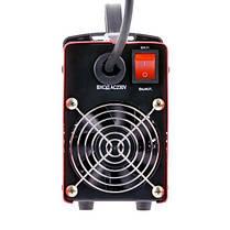 Сварочный инвертор 230В, 20-160А, 6.5kВт, электрод 1,5-4,0 DT-4116 Intertool, фото 3