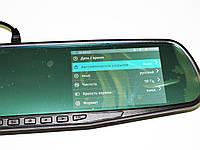 Автомобильный регистратор-зеркало DVR 138 Full HD + камера заднего вида, фото 3