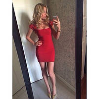 Платье мини обольстительница