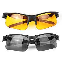 1PC ветрозащитные солнцезащитные очки Мужчины Женское Велоспорт Очки Авто Водительские очки