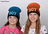 Модная шапка для девочки стиль 2018 , фото 2