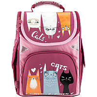 Рюкзак шкільний каркасний 5001S-9 GО18-5001S-9