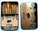 Набор из 12 кистей кисточек для макияжа, фото 5