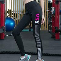 Женское Спорт Фитнес Yoga Сексуальный Брюки Леггинсы Ажурные перспективы Сшивание