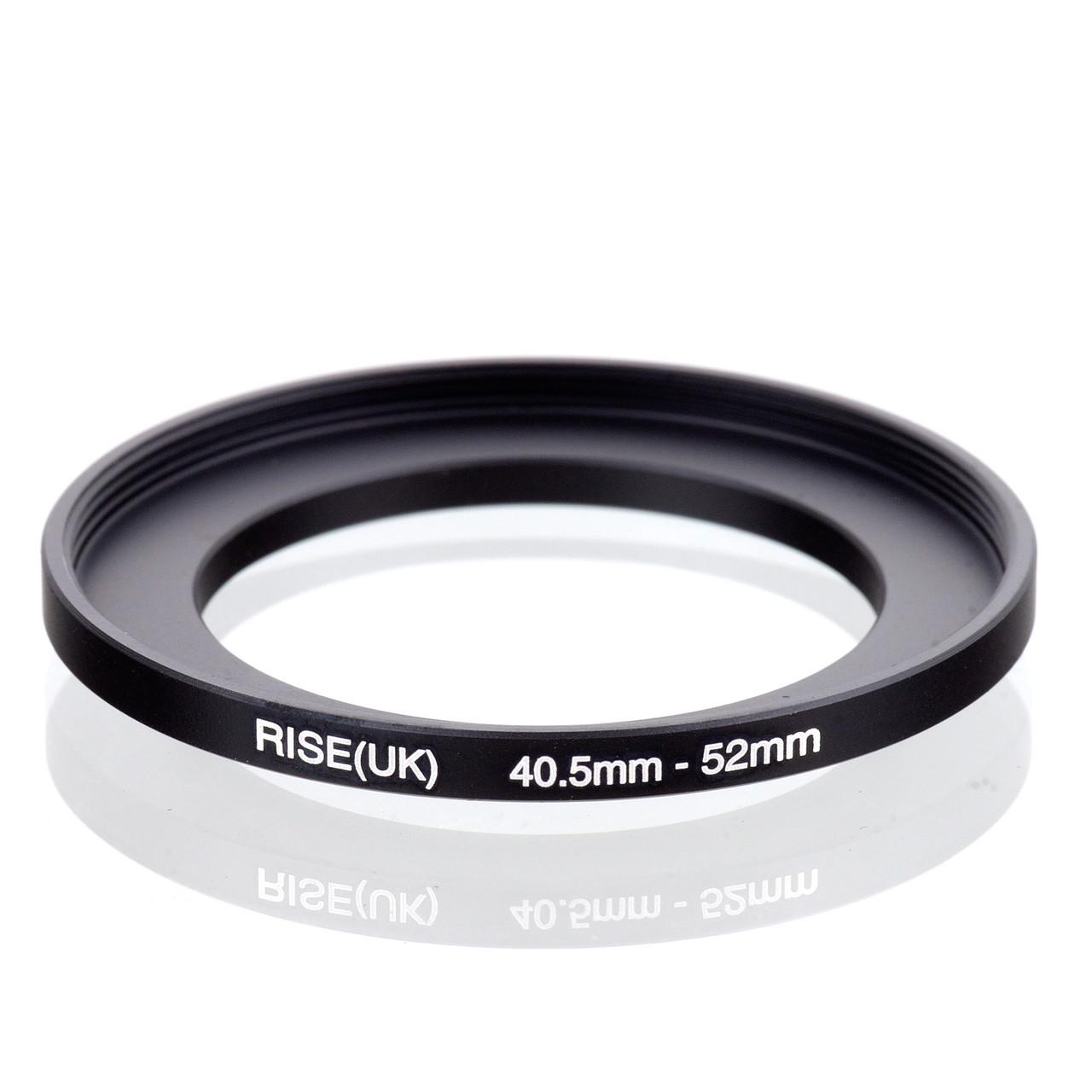 Переходное повышающее кольцо Step-Up (40.5-52 mm)