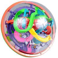 Шар-лабиринт Перплексус Лабиринтус Мёбиус большой 138 барьеров 20 см 3 трассы 5+