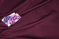 Ткань джерси слива , фото 1