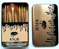 Инновационный набор кистей для макияжа из 12 штук в упаковке