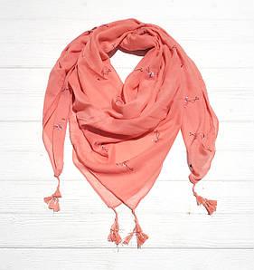 Платок Фламинго