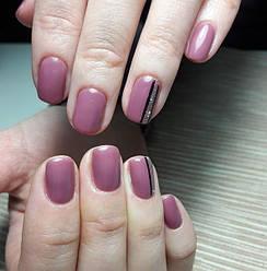 Розовые оттенки гель-лака