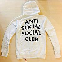 "Толстовка с принтом A.S.S.C. ""Anti Social Social Club Games"" | Худи"