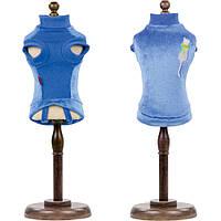 Свитер Pet Fashion Томас голубой для кота