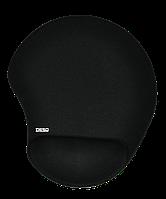DesQ 1420 - коврик для мыши с подушкой из геля