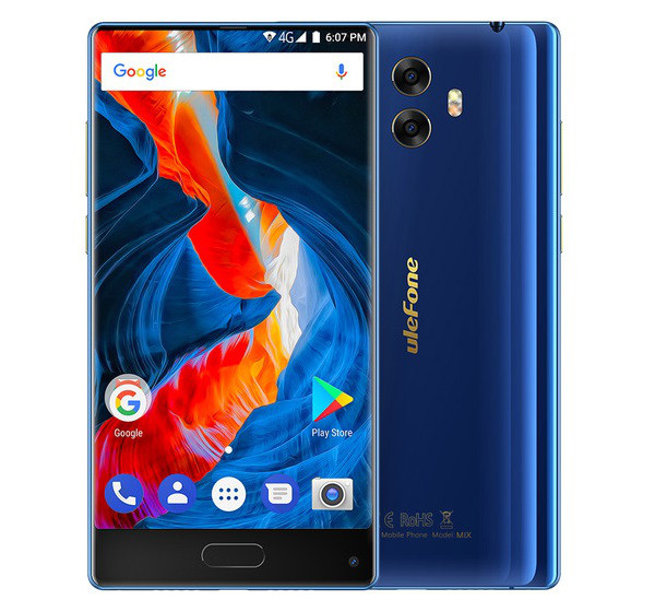 Смартфон Ulefone Mix S 16Gb
