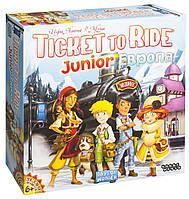 Ticket to Ride Европа джуниор купить - Настольная игра. Оригинал на русском