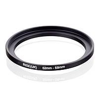Переходное повышающее кольцо Step-Up (52-58 mm)
