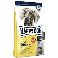 Корм для взрослых собак Light Calorie Control,все размеры 12,5кг супер-премиум(60382) Happy Dog (Хэппи Дог)
