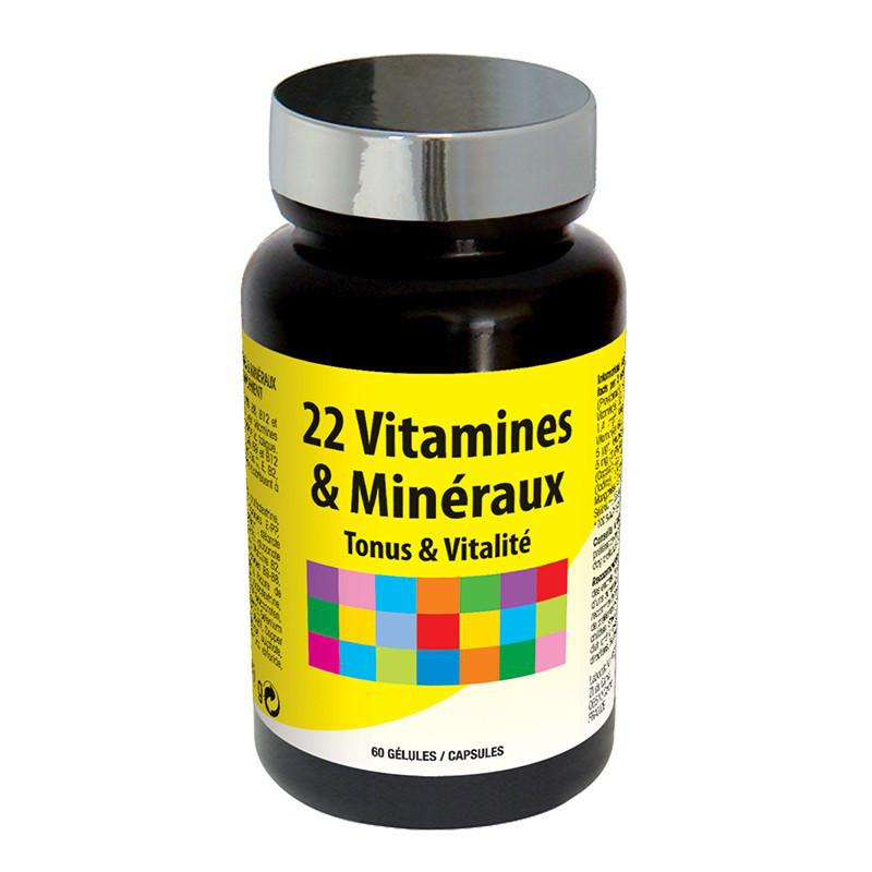 22 Витамина и минерала Nutri Expert 60 капсул