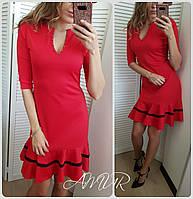 Платье женское (цвета) СЕР224, фото 1