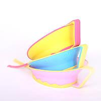Детская душевая кабина Детская ванна Шапка Шампуни Волосы Стиральная Шапкаs Защитная для детей купальная шапочка для душа для душа для душ