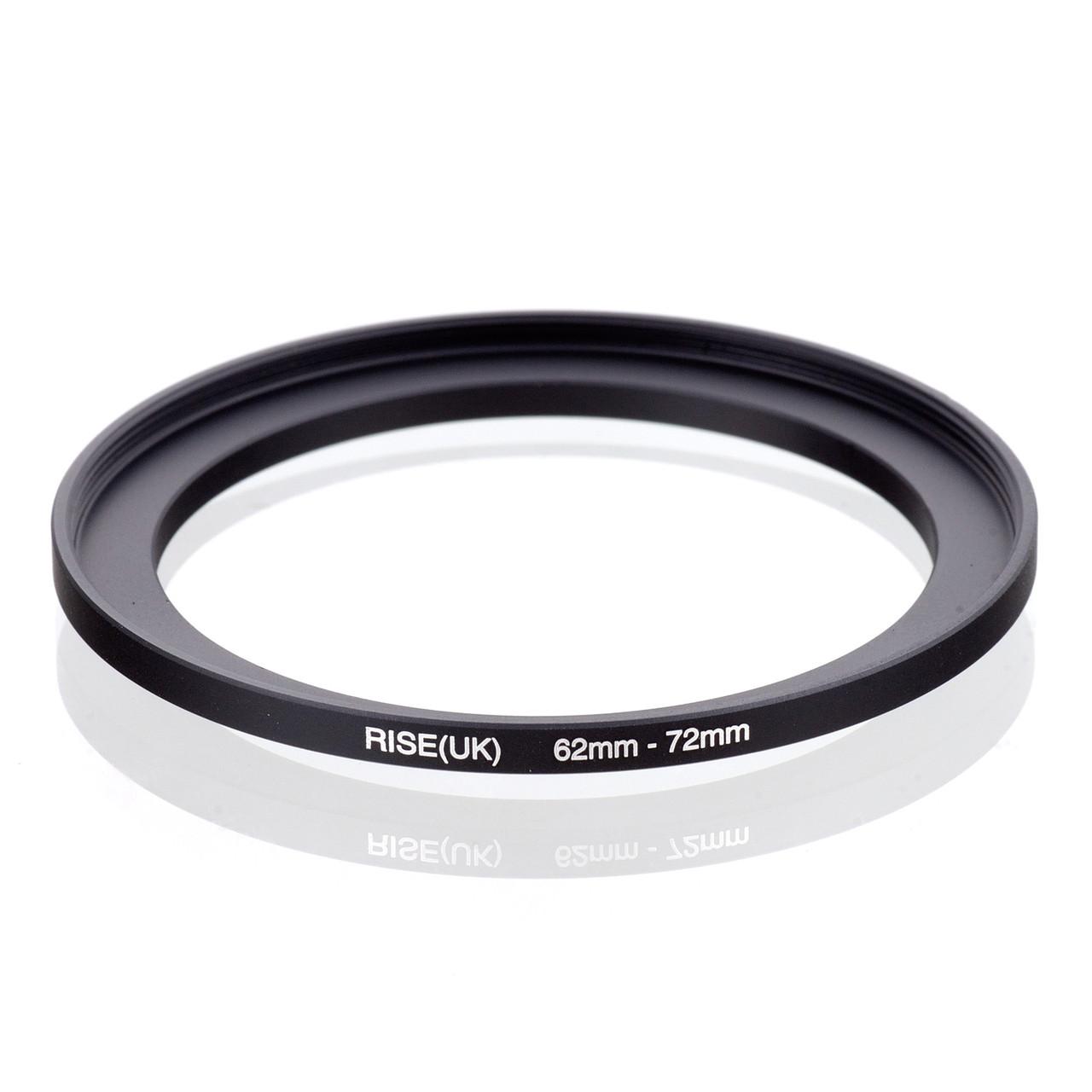 Переходное повышающее кольцо Step-Up (62-72 mm)