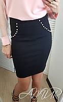 Юбка женская (цвета) СЕР223, фото 1