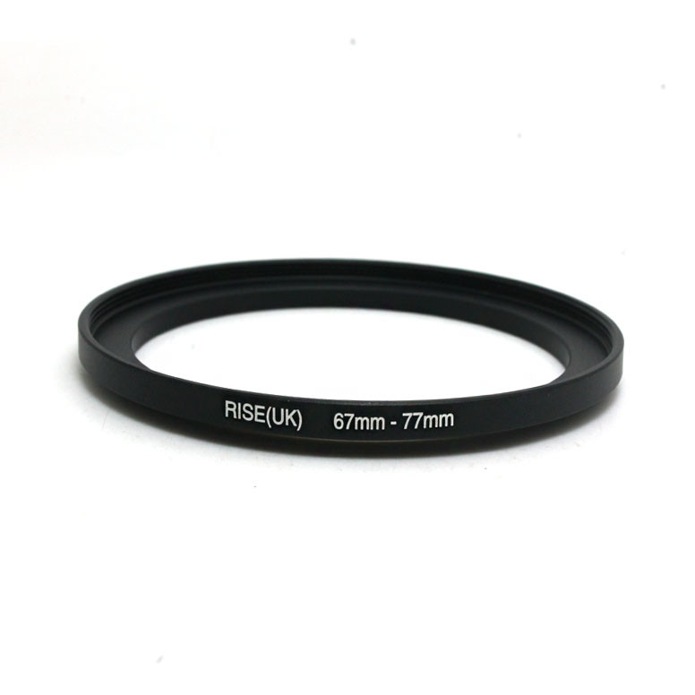 Переходное повышающее кольцо Step-Up (67-77 mm)