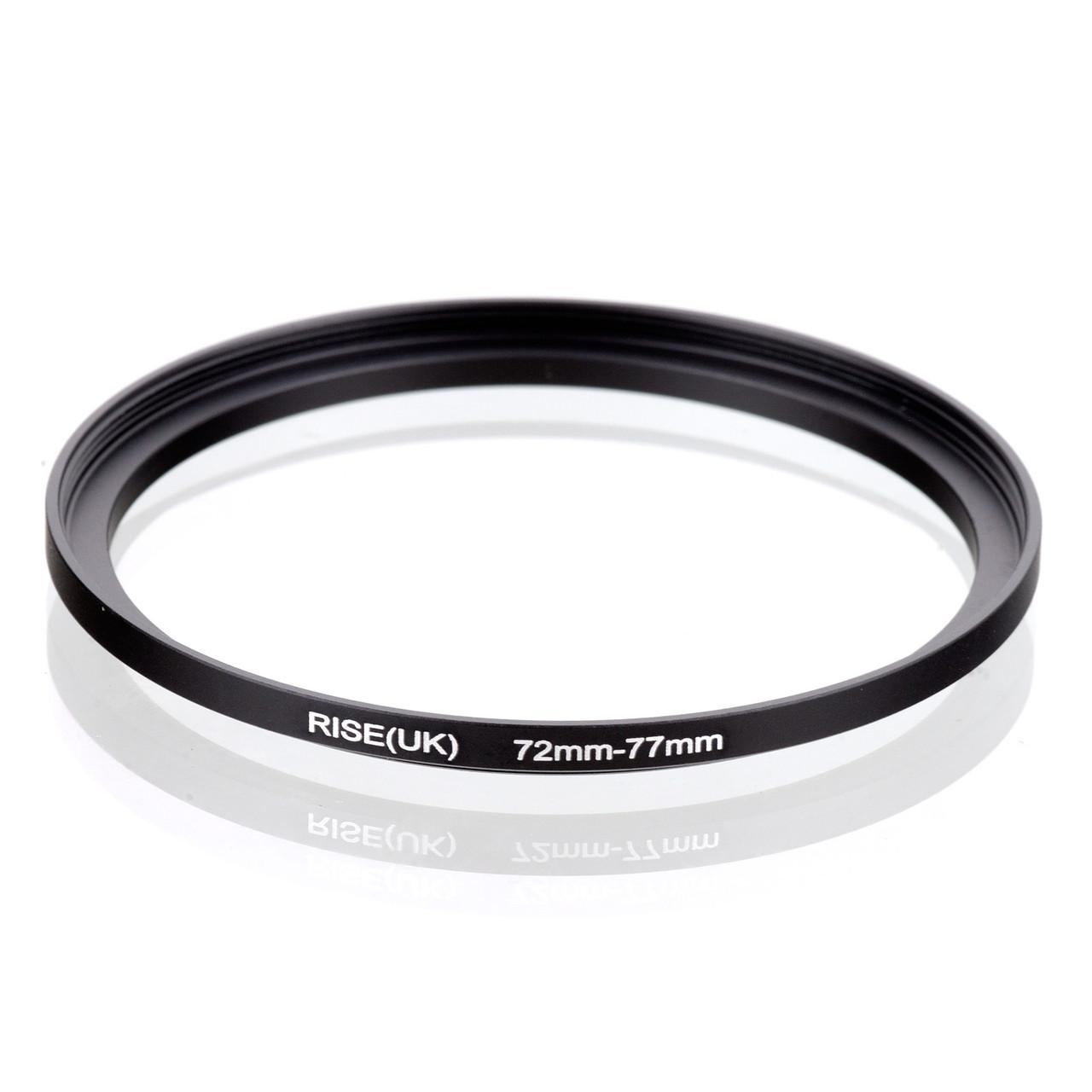 Переходное повышающее кольцо Step-Up (72-77 mm)