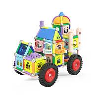 238PCSМагнитныестроительныеблокиСтроительствоDIY Палочки Игрушки для детей Дети Образовательный подарок