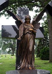 Ангел из бронзы