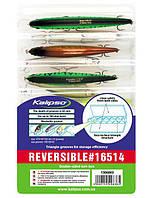 Коробка для воблерів Kalipso Reversible 275x187x50 мм