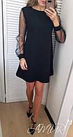Платье женское (цвета) СЕР215, фото 1