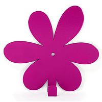 Настенный крючок для одежды Glozis Flower Purple, фото 1