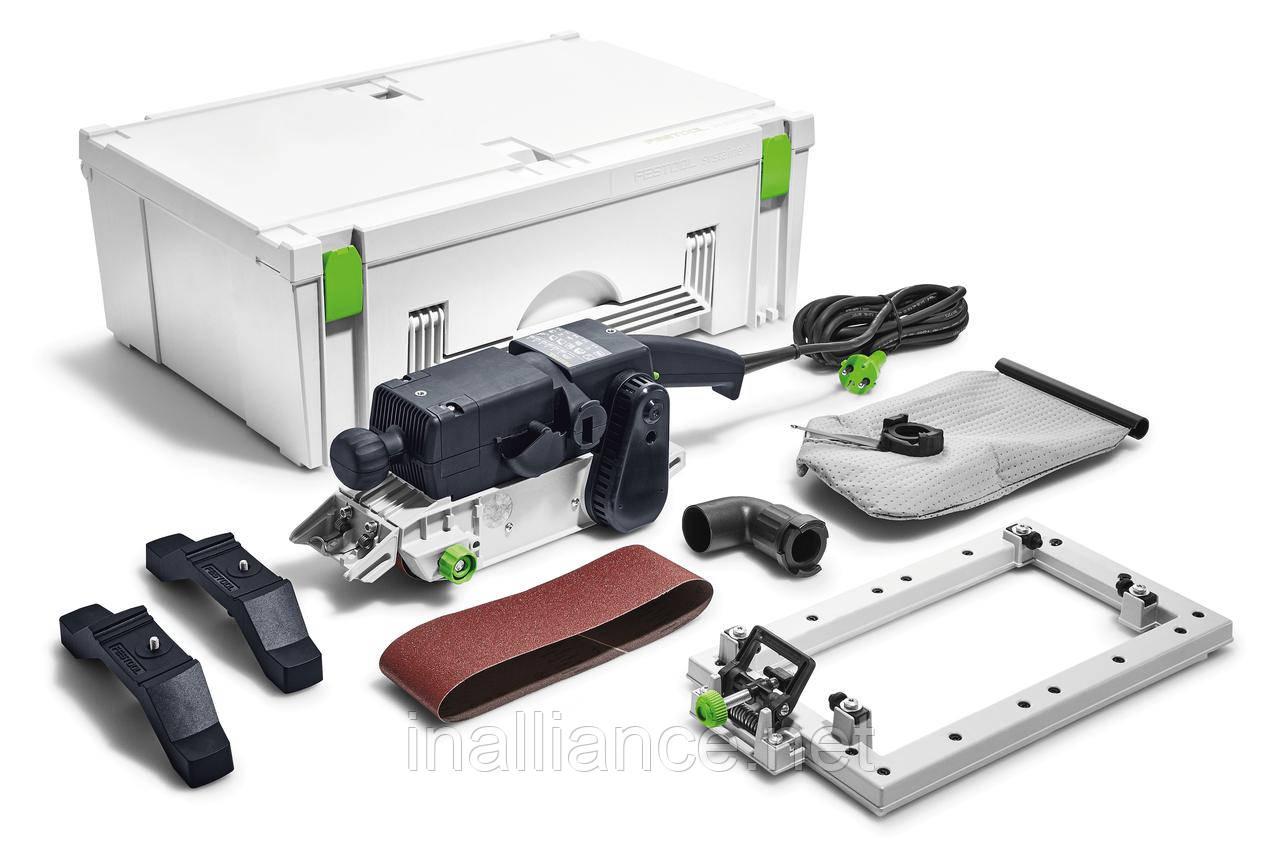 Ленточная шлифовальная машинка BS 75 E-Set Festool 570207