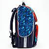 Рюкзак шкільний каркасний Kite Super car K18-501S-5, фото 2