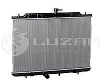 Радиатор охлаждения Nissan X-Trail Ниссан Икс Трейл 2.0/2.5 (07-) АКПП/МКПП (LRc 141G4) Luzar