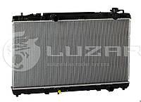 Радиатор охлаждения Toyota Camry Тойота Кемри 2.4 (07-) МКПП (LRc 1918) Luzar