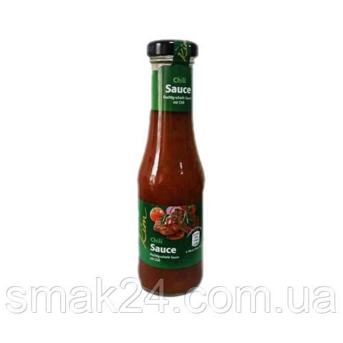 Соус Chilli (горячий чили) Kim Германия 300 мг