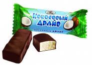 """Конфеты """"Кокосовый ДРАЙВ"""" с вкусом шоколада"""