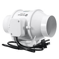 4/6/8 дюймов Вентиляционная вентиляционная система Трубка Воздуходувка воздуховода вентилятора C Регулятор скорости - 1TopShop