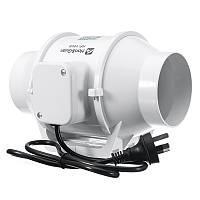 4/6/8 дюймов Вентиляционная вентиляционная система Трубка Воздуходувка воздуховода вентилятора C Регулятор скорости